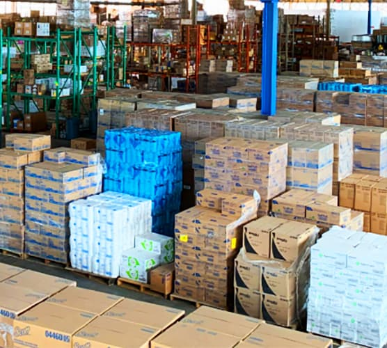 The Professional Group Warehouse