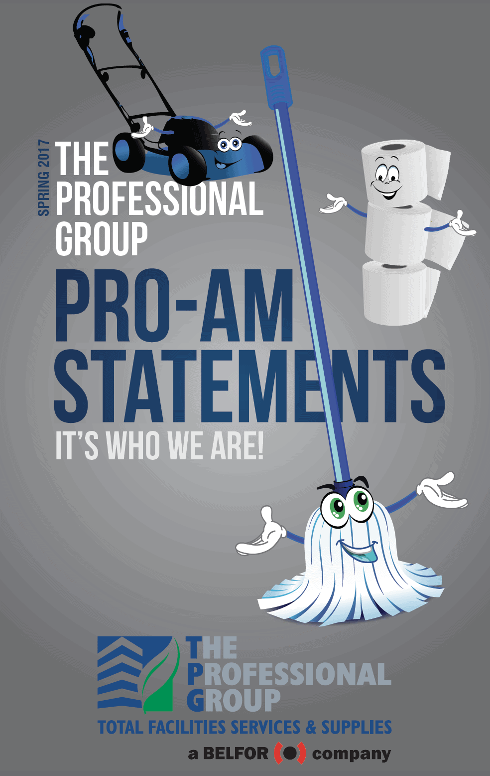 The Professional Group Pro AM book cover